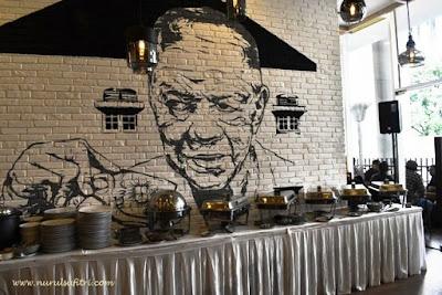 prasmanan grand opening oldtown white coffee cafe de entrance arkadia green park jakarta indonesia review kuliner kopi makanan peranakan malaysia nurul sufitri mom lifestyle blogger