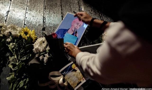 Ratapi Pemergian Jonghyun, Peminat Malaysia Berkumpul Beri Penghormatan Terakhir