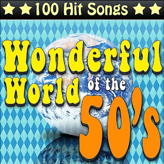 Danny & The Juniors - At The Hop - from the album The Wonderful World Of The 50's - 100 Hit Songs (1958)