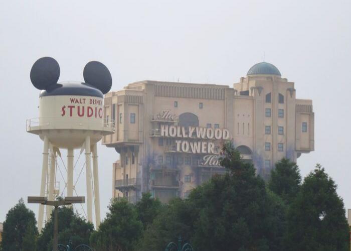 Walt Disney Studios at Disneyland Paris