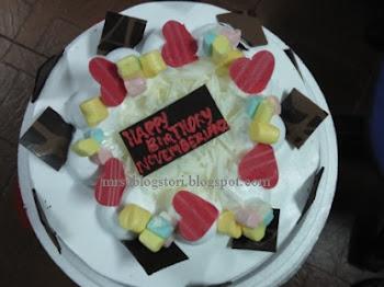 Happy Birthday NovembeRian