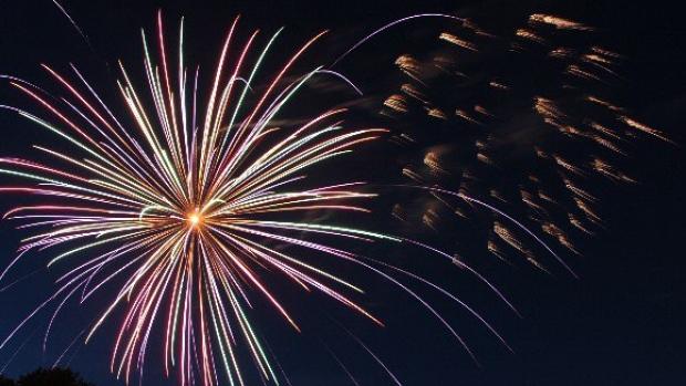 Victoria Day Fireworks Kitchener Waterloo
