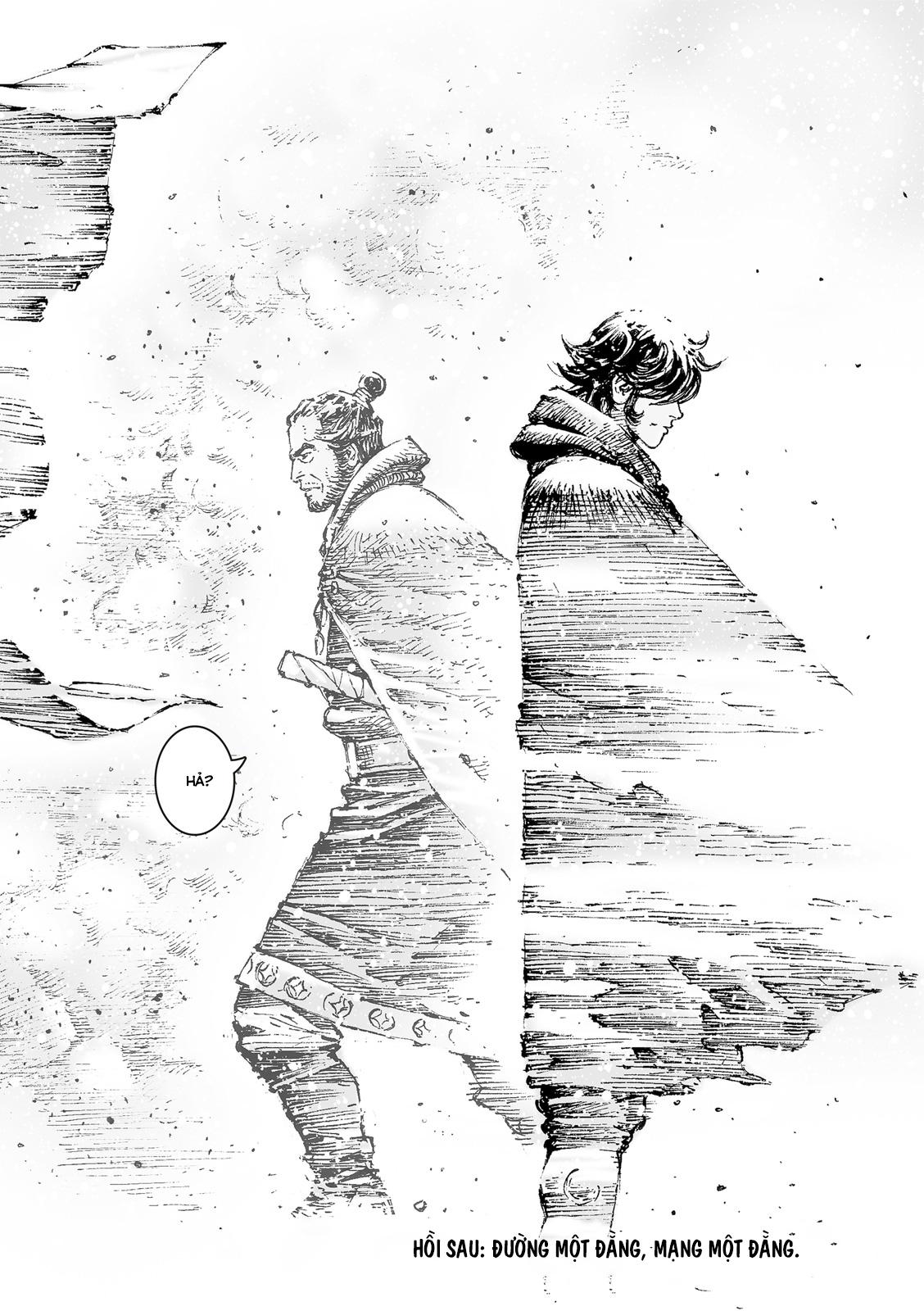 Hỏa phụng liêu nguyên Chương 526: Thiên địa chi gian trang 26