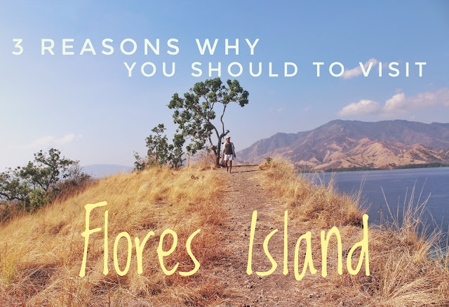 3 Reasons why you should to visit Flores Island