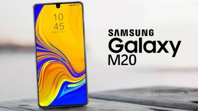 سعر و مواصفات هاتف Galaxy M20 في الجزائر