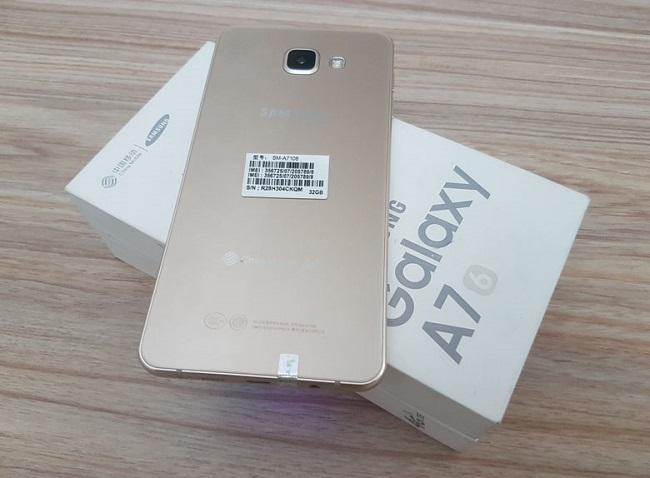 Trước sức mua lớn từ Samsung Galaxy A7 2016 mẫu smartphone tiền nhiệm là  Galaxy A5 2016 sẽ hạ giá khá mạnh