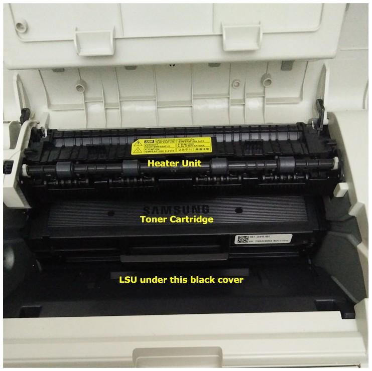 программа принтер samsung ml 2160