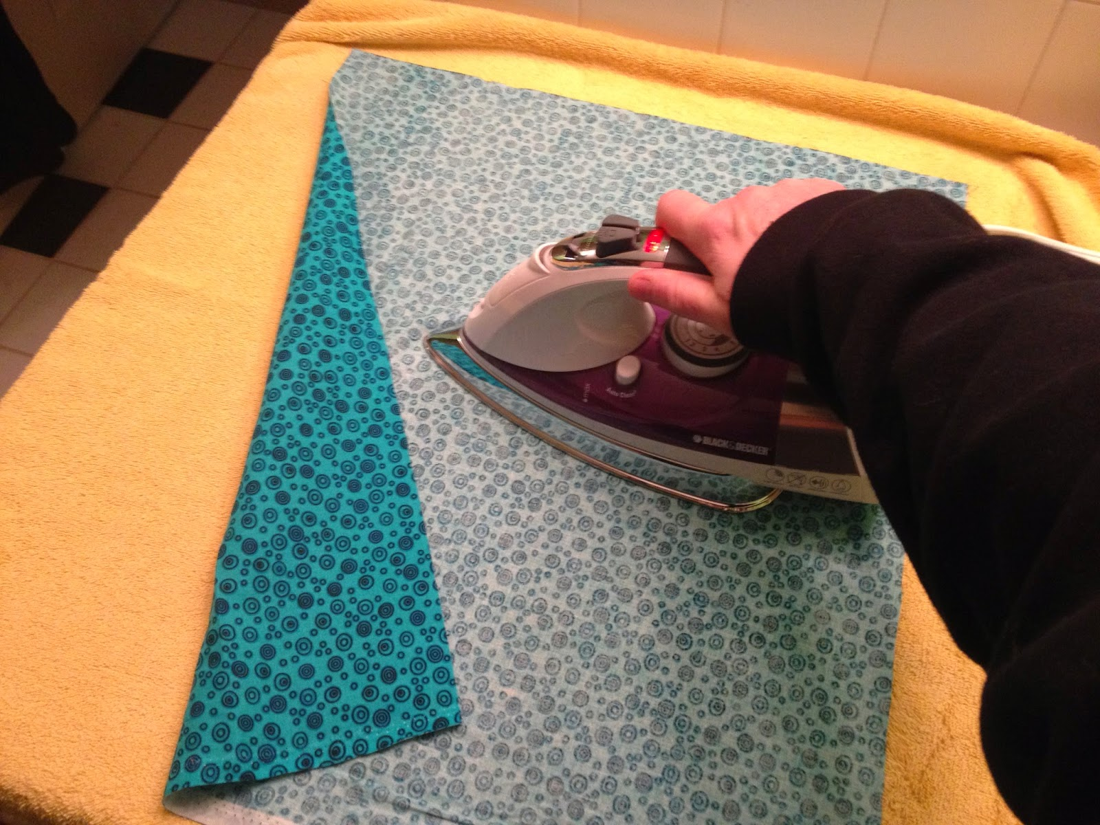 Scribbling With Spirit Diy Tips Make Your Own Bookcloth