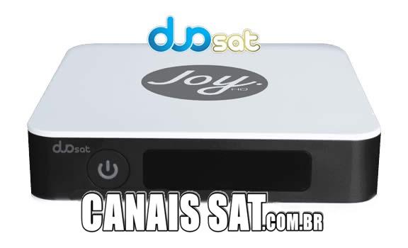 Duosat Joy HD Atualização V1.1.4 - 11/06/2021