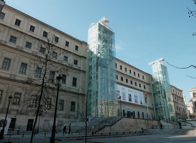 Museu Reina Sofia, Madri