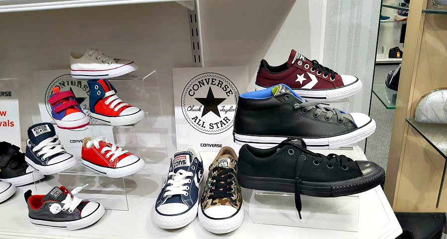 Converse All Star, The Style Guide Blog, Cordners, Shop Ballymoney, Love NI