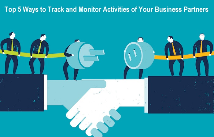 Monitor Activities of Business Partners