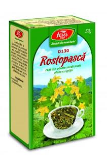 Cumpara de aici ceai de Rostopasca