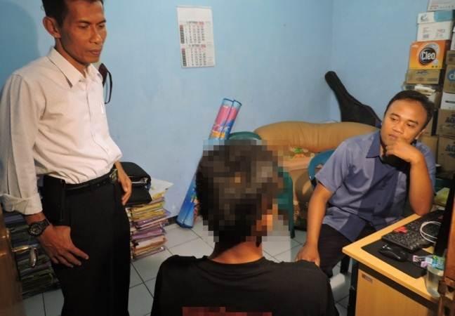 Pria tanggung asal Ngawi ini Hamili dua Gadis bawah umur