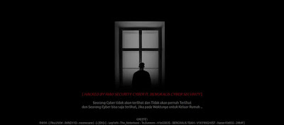 """Riau Security Cyber"" Retas Subdomain Provinsi Riau"