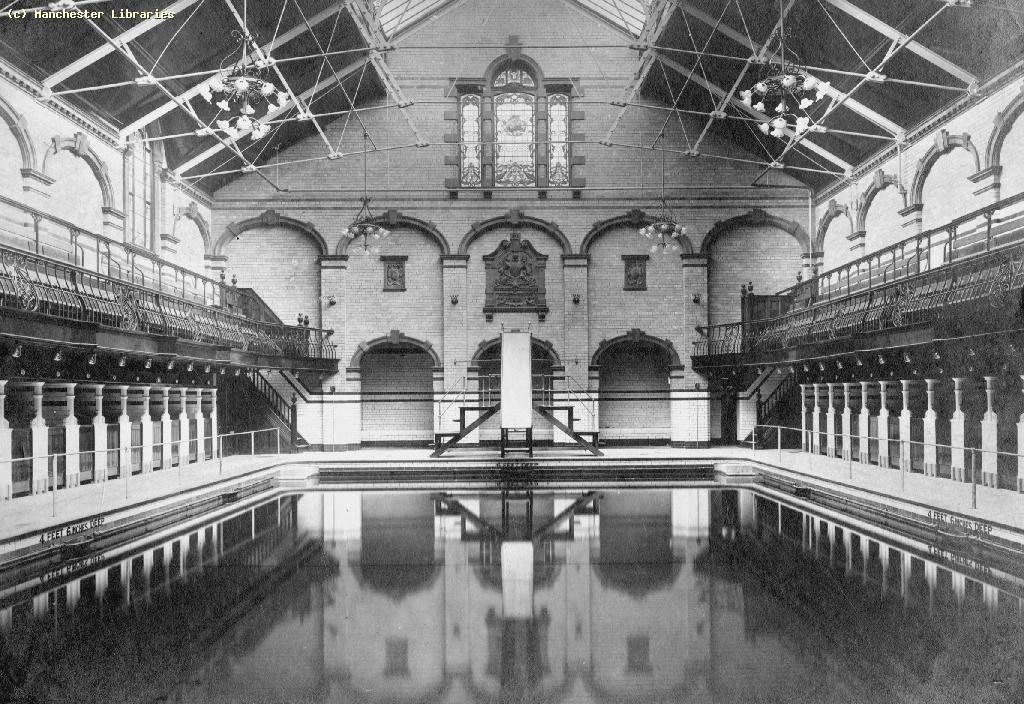 Andrew simpson the swimming baths have to be one of the great municipal investments listen to for Public swimming pools manchester