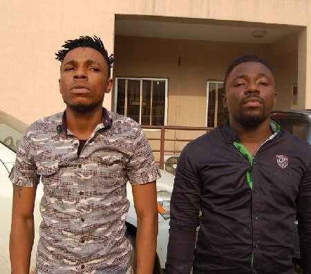 yahoo boys arrested port harcourt