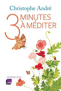 Trois Minutes à Méditer de Christophe Andre PDF