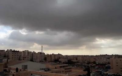 اعلان حالة الطوارئ المتوسطة بالمملكة نظرا للظروف الجوية القادمة