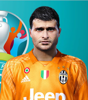 PES 2020 Faces Angelo Peruzzi by liuhaibo