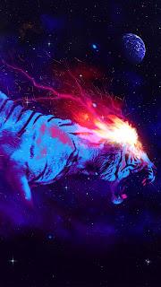 Tiger Speed Mobile HD Wallpaper
