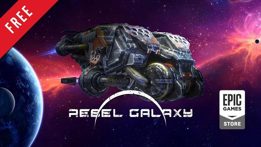 rebel galaxy free pc epic games store double damage games space flight simulator