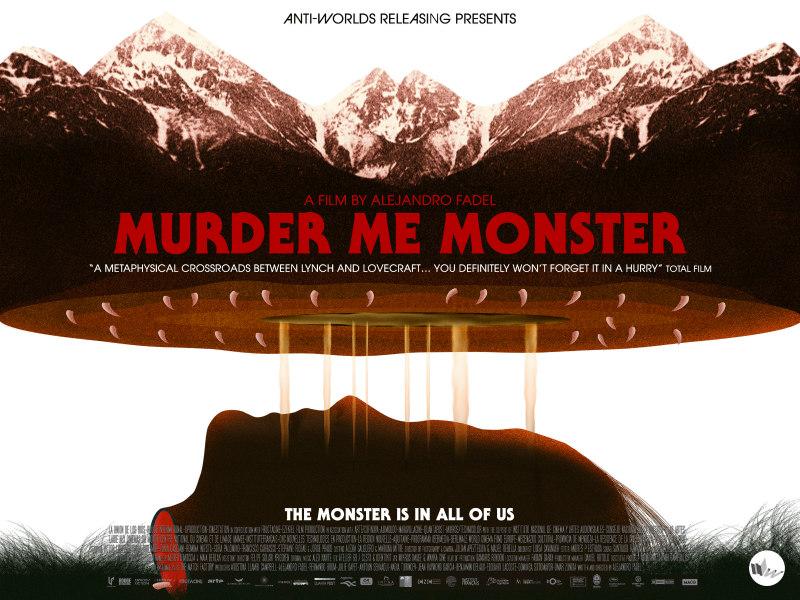 murder me monster poster