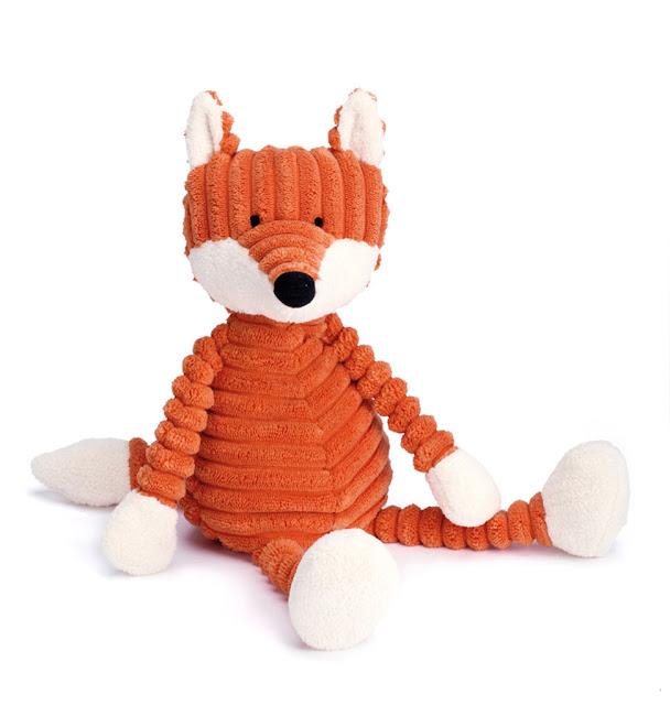 Jellycat knuffelvos