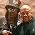 Dr. Dre esteve trabalhando no estúdio com Bootsy Collins, lenda e pioneiro do funk