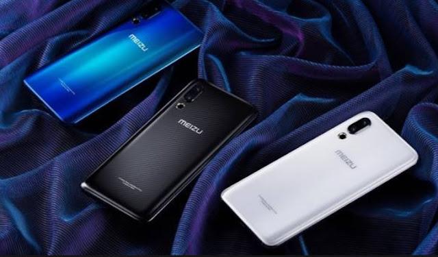 Meizu 16Xs, Smartphone Pertama dengan Snapdragon 665