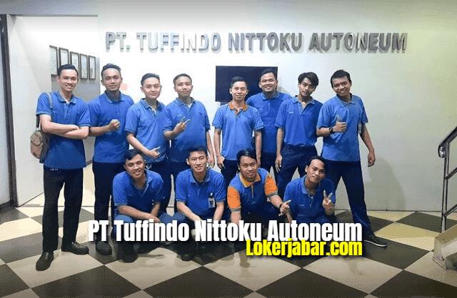 Lowongan Kerja PT Tuffindo Nittoku Autoneum 2021