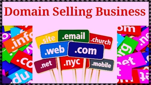 Domain Selling Ka Business Karke Earning Kaise Kare In Hindi
