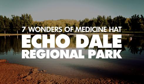 echo dale regional park medicine hat alberta
