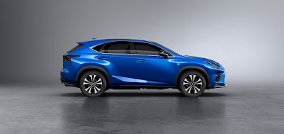Lexus NX 2018 Review, Specs, Price