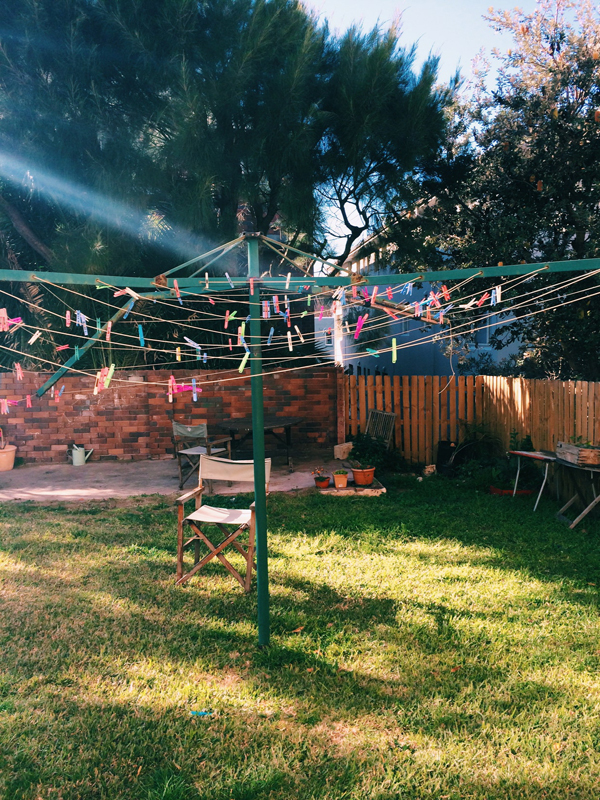 the transcontinental affair: holiday in your own backyard!