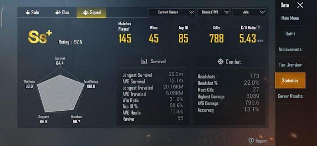 gamexpro pubg stats squad