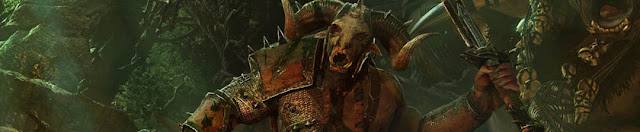 review Total War: Warhammer, Call Of The Beastmen banner
