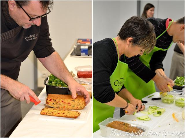atelier culinaire avec Benoît Molin