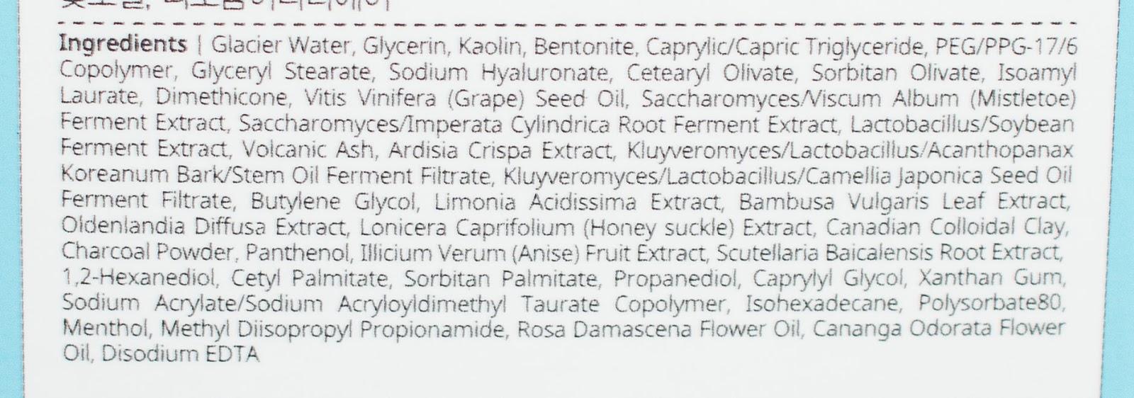Caolion Premium Original Pore Pack Review Peach & Lily