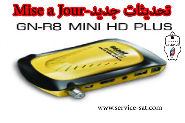 جديد جهاز جيون GN-RS8-MiniHD-Plus_NEW_V3_43 بتاريخ 12-04-2020