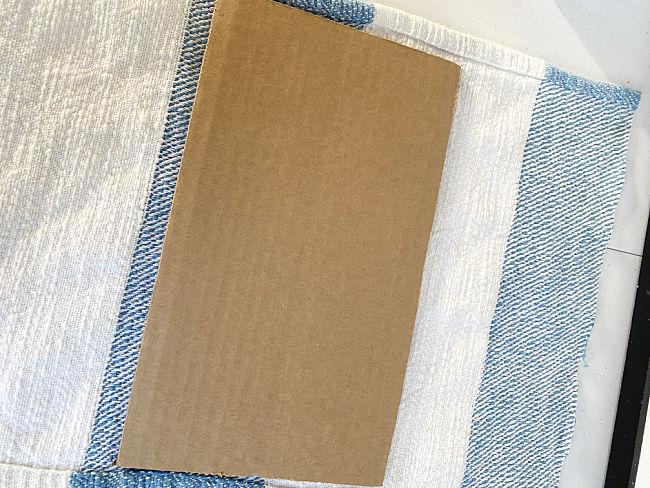 heavy cardboard for inside stability
