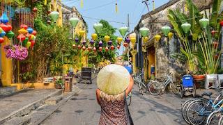 Vietnam Welcome Photo