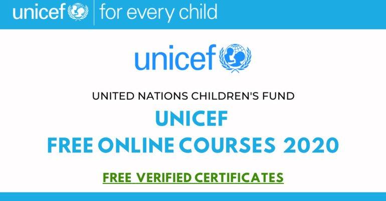 Cours en ligne gratuits Certifié par les  Nations Unies 2020