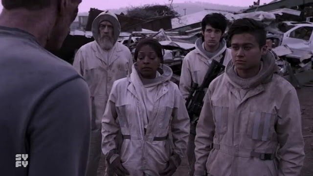 "Z Nation S05E10 ""State of Mine"""
