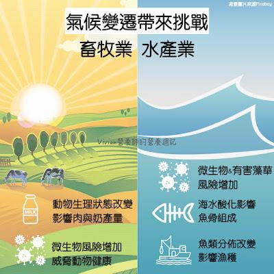 Vivian營養師【食事趨勢】氣候變遷不僅是影響北極熊,還影響我們所食用的肉類?