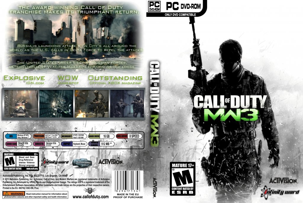 Telecharger Call Of Duty 3 Pc Complet Gratuit