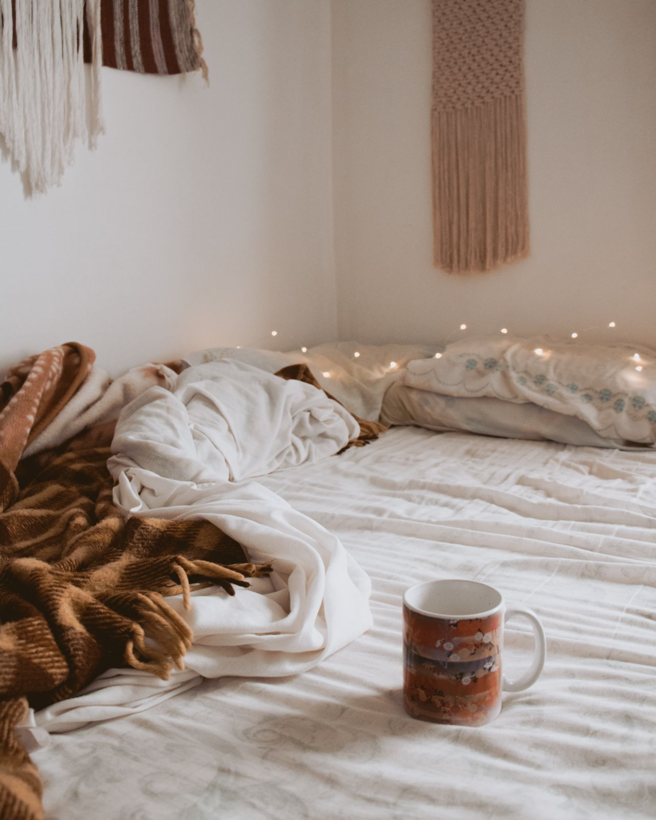 In love with my room + The Office cozy room