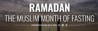 Countdown Ramadhan 2021, Dapatkan Disini Aja