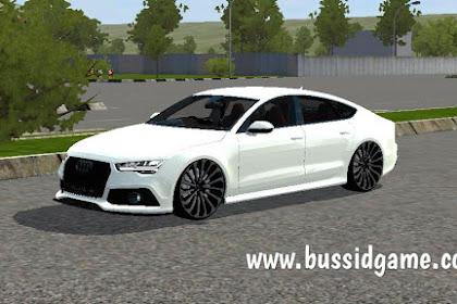 Mod Mobil Audi RS7 By NanoNanoID