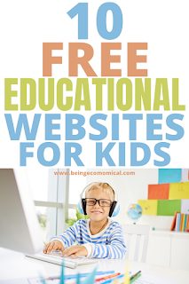 10 Free Educational Websites For Kids